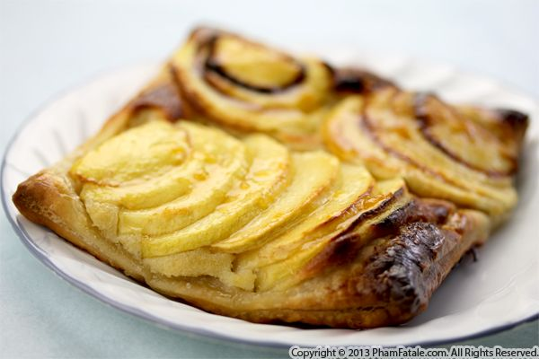 Easy Apple Tart Recipe Recipe