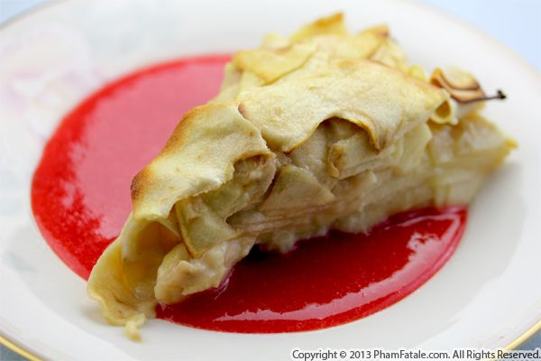 Drunken Apple Cake Recipe (Gateau Invisible aux Pommes) Recipe
