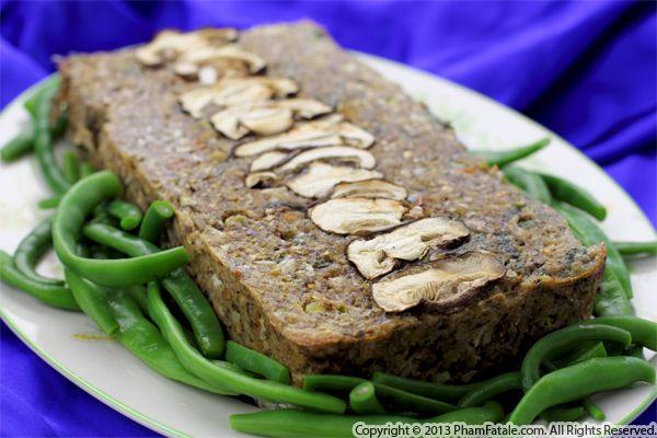 Vegetarian Wild Mushroom Pate Recipe Recipe