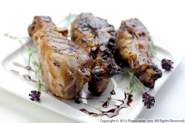 Lavender Grilled Chicken Recipe Recipe