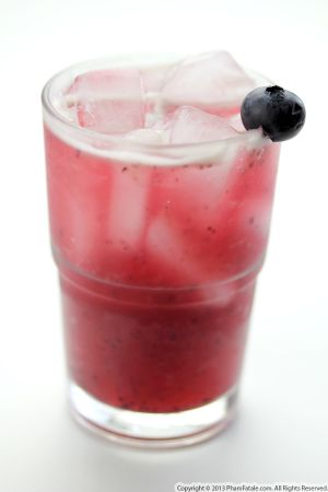 Blueberry Lemonade Recipe