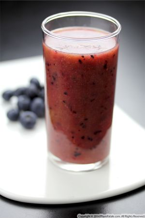 Blueberry Kiwi Smoothie Recipe