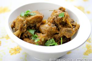 Methi Chicken Curry Recipe