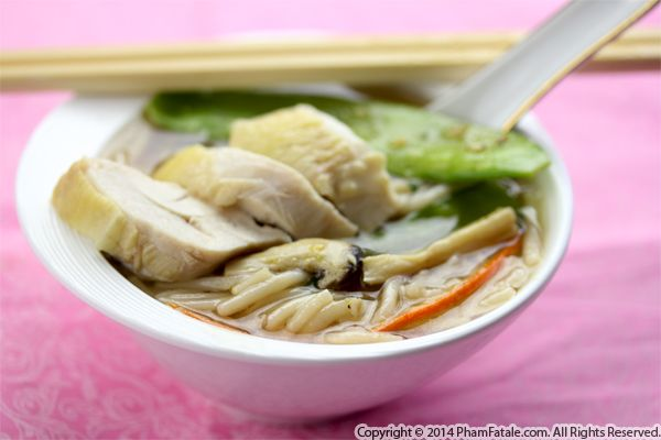 Simple Chicken Noodle Soup Recipe Recipe