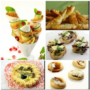 5 Quick and Easy Party Food Ideas