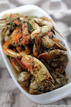Caribbean Crab Pilaf Recipe (Matete)