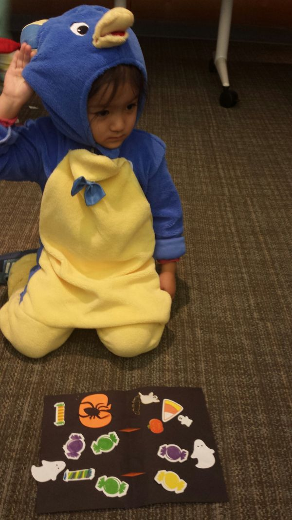Aria Halloween Costume