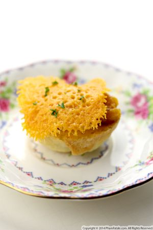 Thanksgiving Appetizers: Butternut Squash Tartlet Recipe