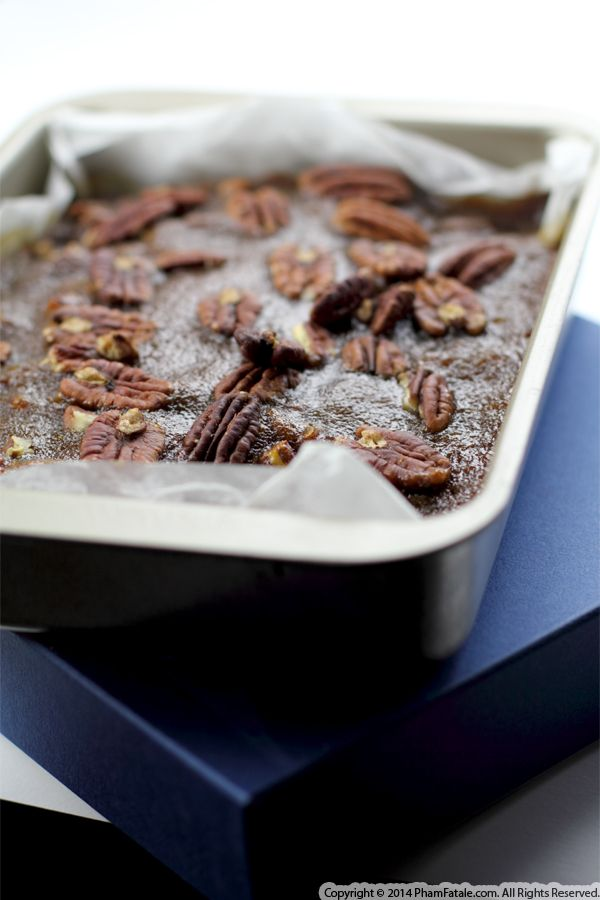 Pecan Bars Recipe with Picture