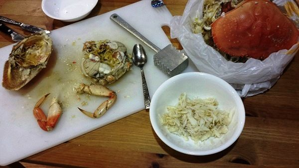 Crab Recipe with Picture