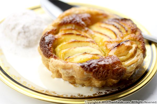 Mulberry Hazelnut Apple Tart Recipe Recipe