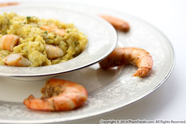Shrimp Risotto Recipe Recipe
