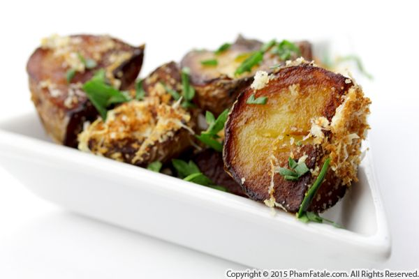 Coconut Roasted Potatoes Recipe