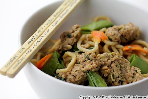 Turkey Noodle Stir Fry Recipe Recipe